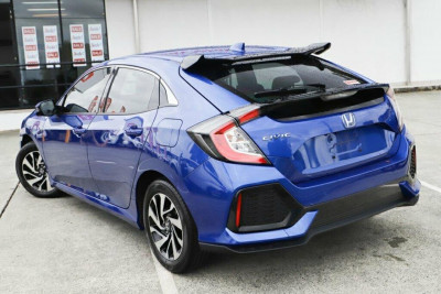 2018 Honda Civic 10th Gen MY18 VTi-S Hatchback Image 2