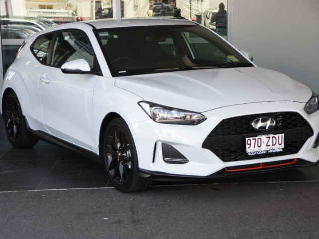 2020 Hyundai Veloster JS Turbo Coupe