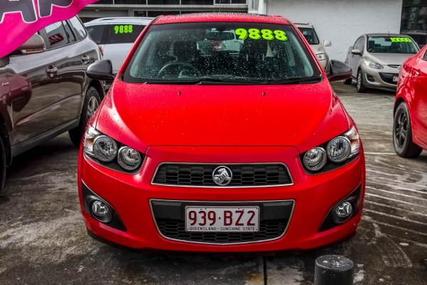 2015 Holden Barina TM MY16 X Hatchback Image 4