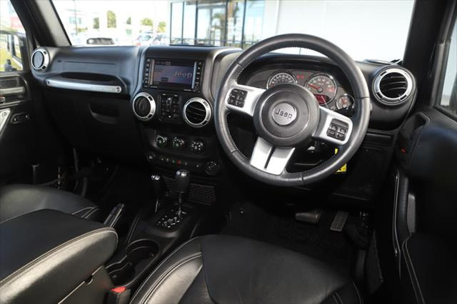 2014 Jeep Wrangler JK MY14 Rubicon X Unlimited Hardtop Image 12