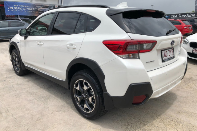 2020 Subaru XV G5-X Hybrid Suv Image 5