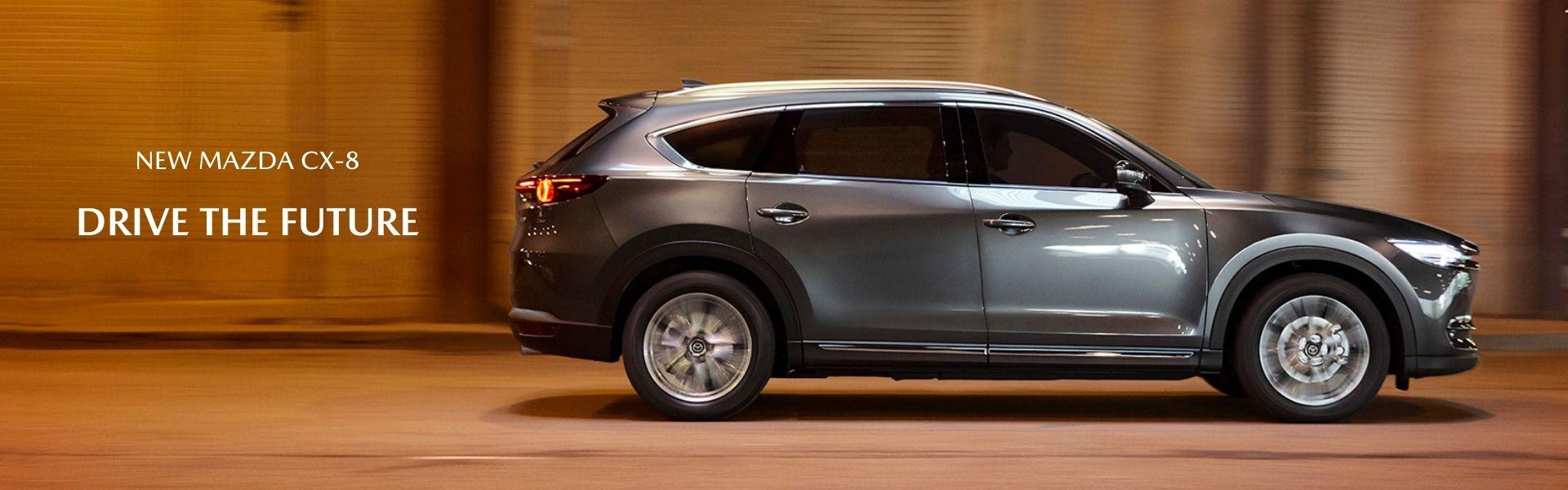 New Mazda CX-8