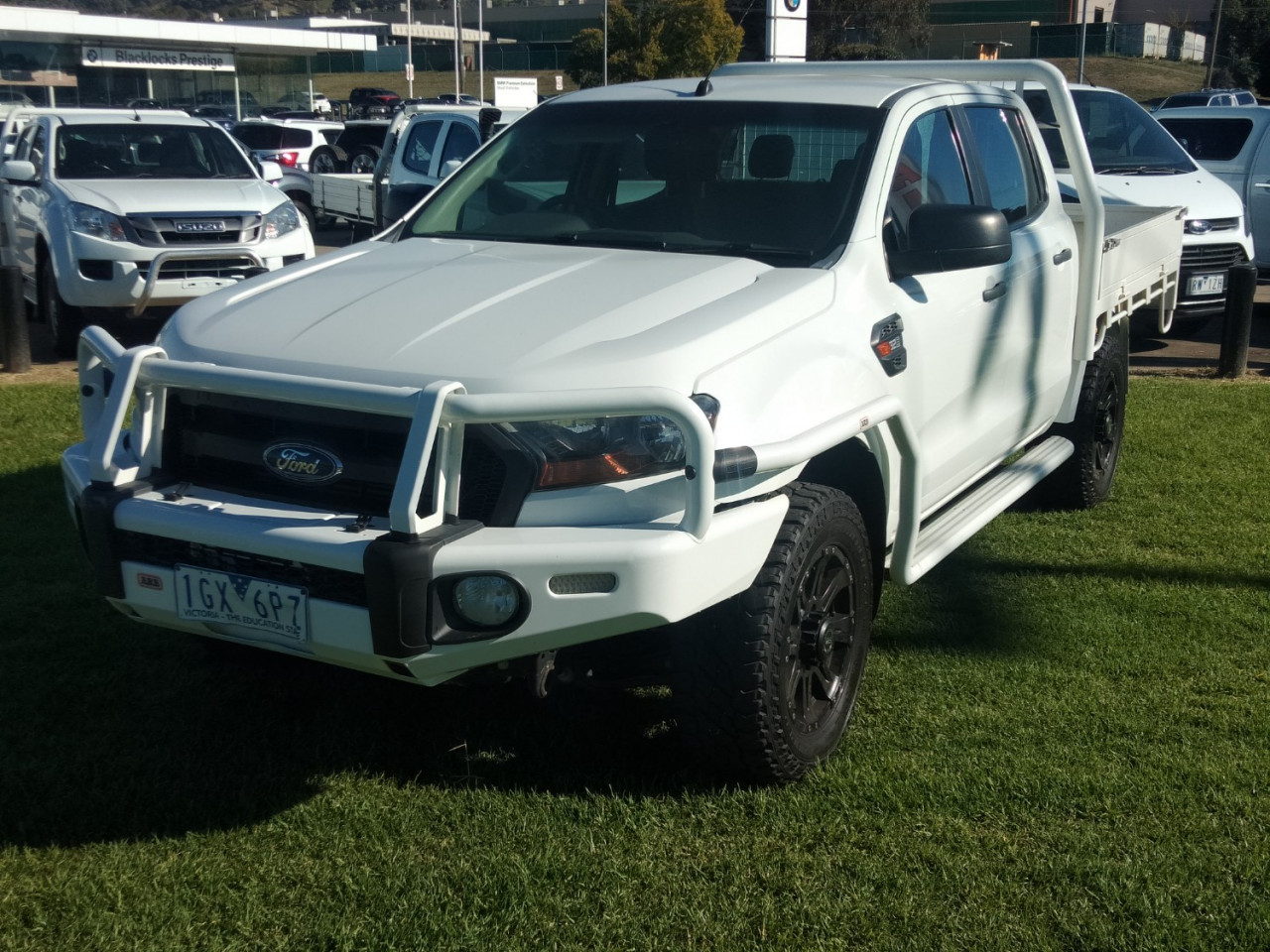 2015 Ford Ranger PX MKII XL Cab chassis Image 5