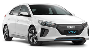 IONIQ A driving experience with no compromises.