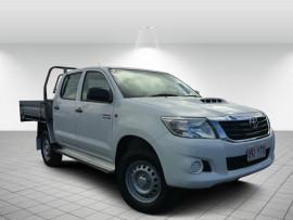 Toyota Hilux SR Double Cab KUN26R MY14