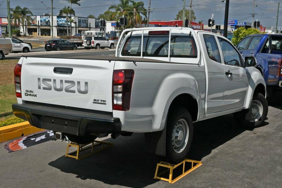 2018 Isuzu UTE D-MAX 4x2 SX Space Cab Ute High-Ride Utility