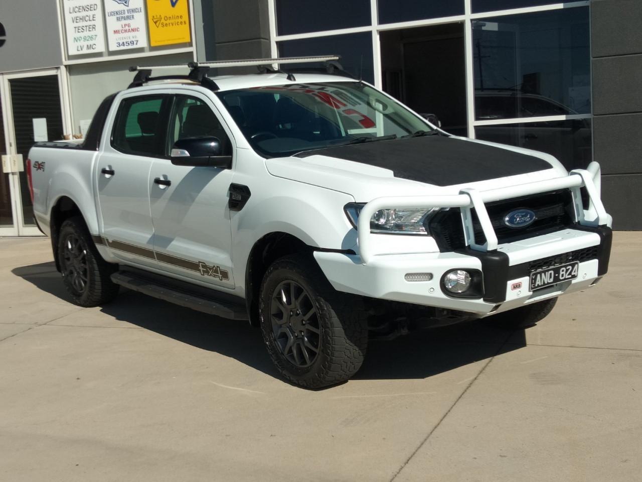 2017 Ford Ranger PX MKII XLT Utility Image 1
