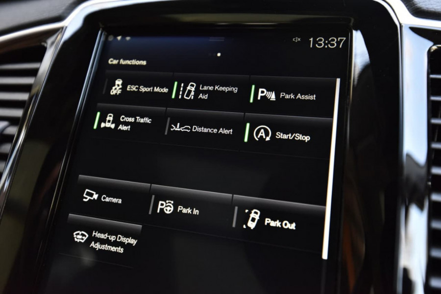 2018 Volvo XC90 L Series D5 Inscription Wagon
