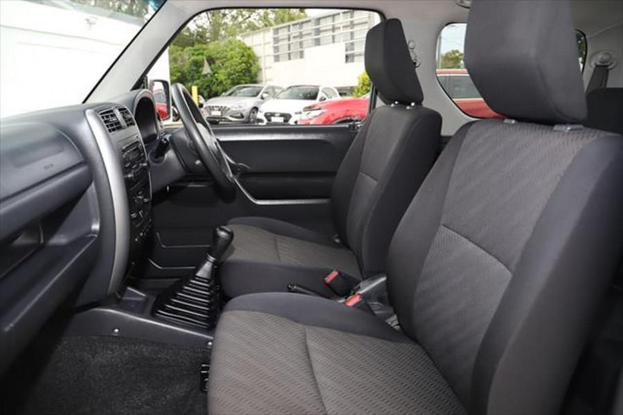 2012 Suzuki Jimny SN413 T6 Sierra Hardtop Image 7