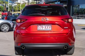 2018 Mazda CX-5 KF4WLA Akera Suv Image 5