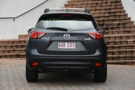 2013 Mazda CX-5 KE1031 MY13 Grand Touring Suv Image 4