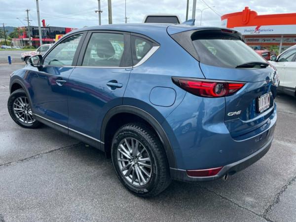 2017 Mazda CX-5 KE1072 Maxx SKYACTIV-Drive FWD Sport Suv
