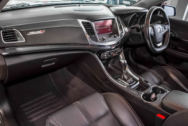 2015 Holden Commodore VF MY15 SS V Redline Sedan Image 14