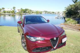 Alfa Romeo Giulia 4dr Ve