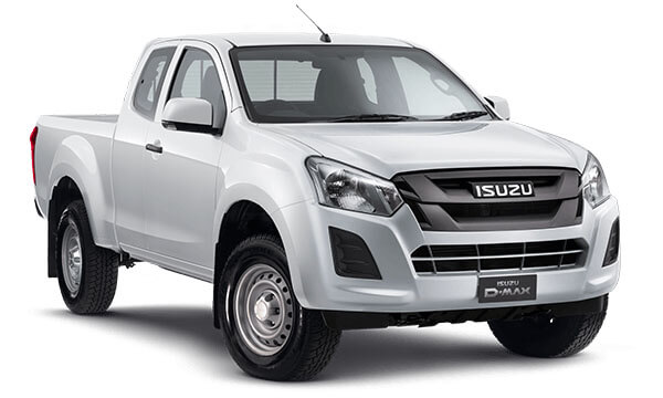 2019 Isuzu UTE D-MAX SX Space Cab Ute High-Ride 4x2 Utility