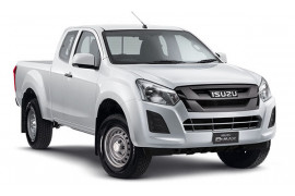 Isuzu UTE D-MAX SX Space Cab Ute High-Ride 4x2