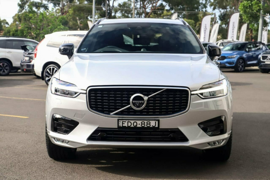 2019 MY20 Volvo XC60 UZ MY20 D5 AWD R-Design Suv