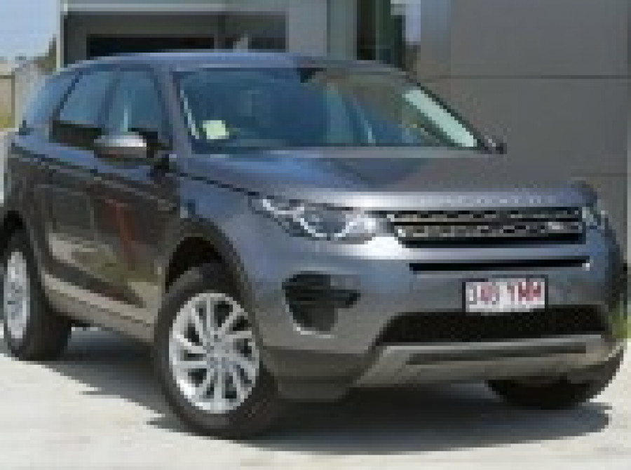 2017 MY18 Land Rover Discovery Sport L550 18MY SD4 Suv Image 1