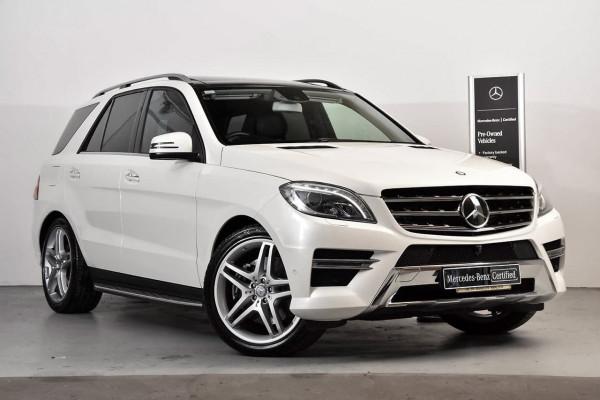 Mercedes-Benz M-class ML500 W166