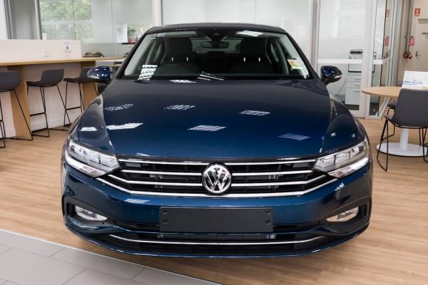 2019 MY20 Volkswagen Passat B8 140 TSI Business Sedan