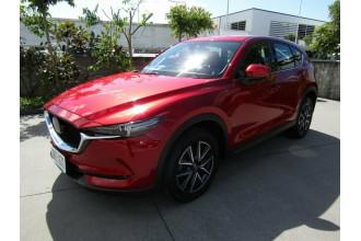 2018 Mazda CX-5 KF4W2A Akera SKYACTIV-Drive i-ACTIV AWD Suv Image 3