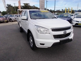 Holden Colorado LX RG Turbo