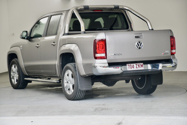 2019 MYV6 Volkswagen Amarok 2H Highline Utility Image 3