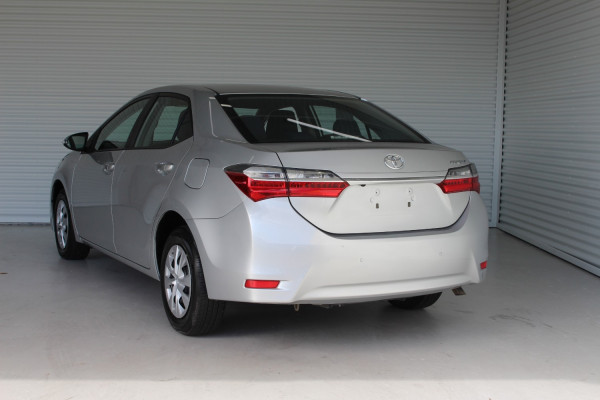 2018 Toyota Corolla ZRE172R ASCENT Sedan