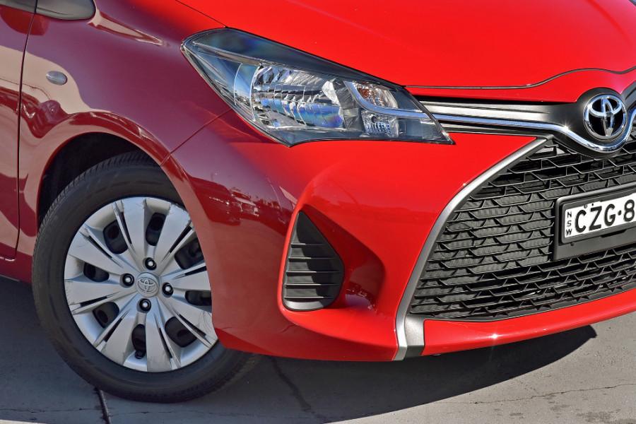 2015 Toyota Yaris Ascent