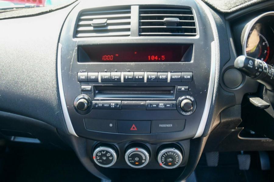 2010 MY11 Mitsubishi ASX XA MY11 2WD Suv Image 14