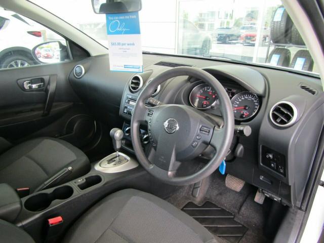 2010 MY09 Nissan Dualis J10 MY2009 ST Hatch X-tronic Hatchback Mobile Image 15