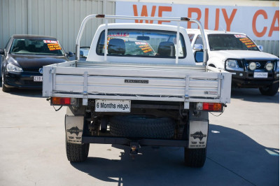 2007 Ford Ranger PJ XL Cab chassis Image 5