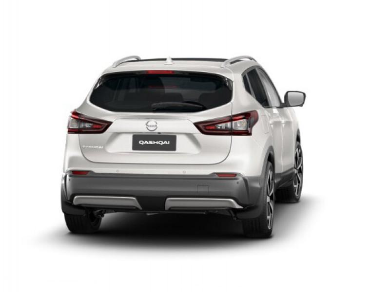 2020 MY0  Nissan QASHQAI J11 Series 3 Ti Hatchback