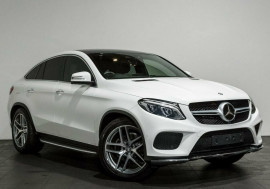 Mercedes-Benz GLE350 d Coupe 9G-Tronic 4MATIC C292