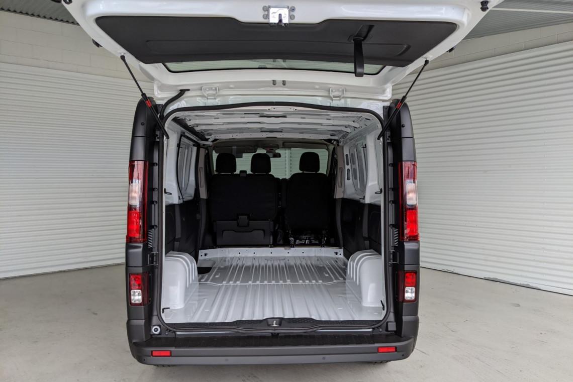 2021 Renault Trafic L1H1 SWB Pro Van Image 6