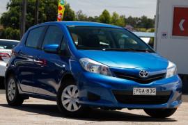 Toyota Yaris NCP130R