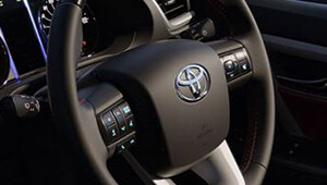 Fortuner Take the Wheel