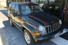 Jeep Cherokee Limited (4x4) KJ MY05 Upgrade II