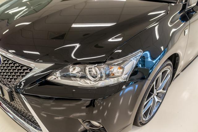 2016 Lexus Ct Hatchback Image 10