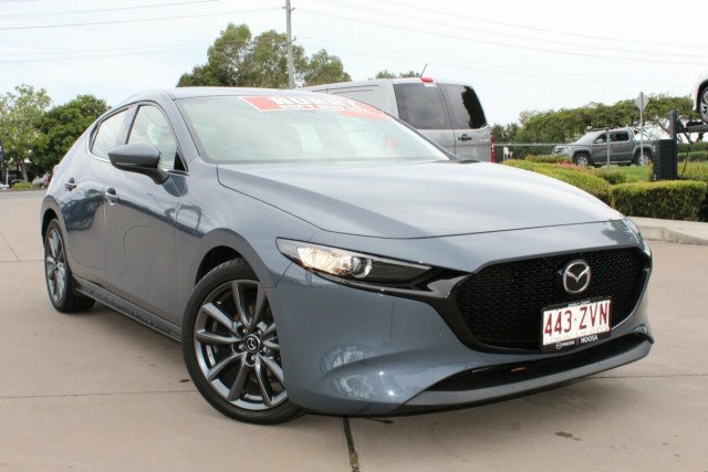 2019 Mazda 3 BP2H7A G20 SKYACTIV-Drive Touring Hatchback