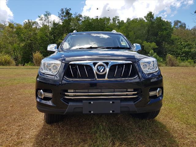 2017 MY18 Foton Suavana U201  Luxury Wagon