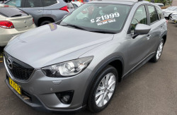 2012 Mazda Cx-5 KE1021 Tw.Turbo Grand Touring Awd wagon Image 3