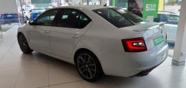 2019 Skoda Octavia NE RS Sedan Sedan Image 2