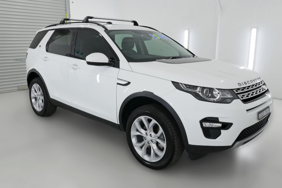 2017 MY18 Land Rover Discovery Sport L550 18MY TD4 132kW Suv