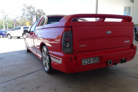 2008 Ford Fpv BF Mk II Ute