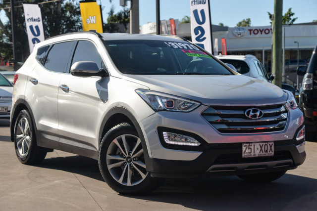 2015 Hyundai Santa Fe DM Elite Suv