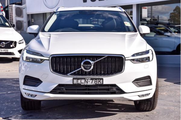 2021 Volvo XC60 UZ D4 Momentum Suv Image 4