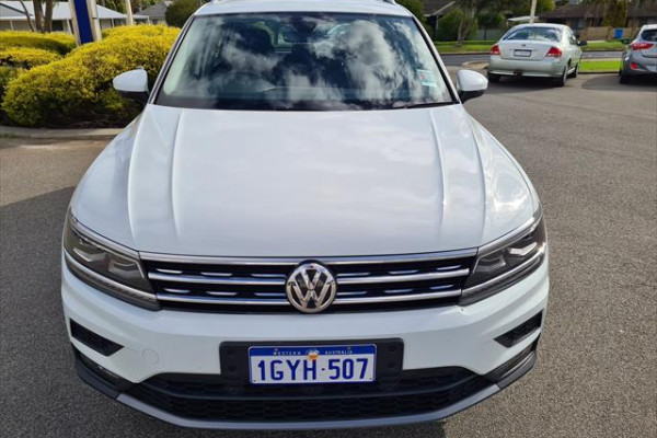 2018 MY19 Volkswagen Tiguan 5N  132TSI 132TSI - Comfortline Suv Image 2