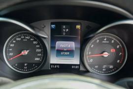 2018 MY08 Mercedes-Benz C-Class W205 808MY C200 9G-Tronic Sedan