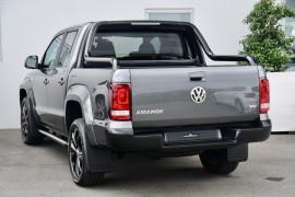 2019 MY20 Volkswagen Amarok 2H TDI580 Highline Black Utility Image 3